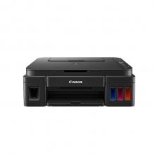 佳能(CANON) G3810 喷墨打印机 A4幅面 墨仓式 无线网络 打印/复印/扫描 黑色 打印速度约8.8ipm