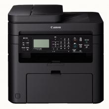佳能(CANON) MF243d  黑白激光多功能一体机 A4幅面 打印/复印/扫描