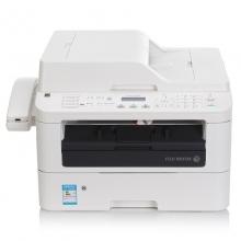 富士施乐(FujiXerox) M268z 黑白激光多功能一体机 A4幅面(打印/复印/扫描/传真/双面带无线接口) 白色