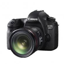 佳能(Canon)EOS 6D 全画幅单反套机 (EF24-70mmf4L IS USM镜头)