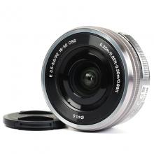 索尼(SONY)E PZ 16-50mm F3.5-5.6 OSS 镜头