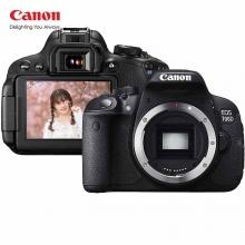 佳能(CANON)EOS 700D 单反相机 入门级家用照相机