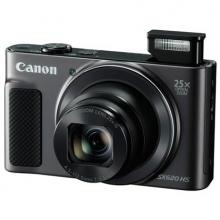 佳能(Canon)SX620 HS 黑色 数码相机