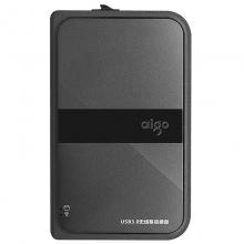 爱国者(aigo) USB3.0 无线移动硬盘 (HD816/2T)