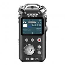 飞利浦 PHILIPS VTR880012通道发烧HIFI音乐录音笔16G