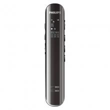 飞利浦 PHILIPS VTR5200 8GB 学习会议采访 双麦克风数码录音笔 锖色