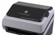 惠普(HP )5000 s2 A4 高清高速办公彩色扫描仪