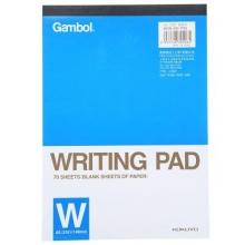 渡边(Gambol)A6-700空白拍纸本70页