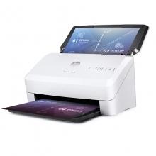 惠普hp 3000s3扫描仪高速扫描 文档批量自动进纸 票据快递单发票快速双面连续扫描机 3000s3(速度35页/分钟)