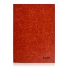 博文(BoWen)550 商务办公笔记本 B5 250mm*175mm(150页)(酒红色)