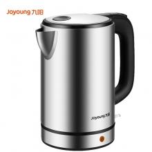 九阳(Joyoung)K17-S66 电水壶 热水壶 1.7L一体全钢 电热水壶 烧水壶 进口品牌温控器