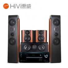 惠威(HiVi) D3.2MKII家庭影院音响组合(D3.2MKII(5.0声道)+ 安桥474功放)