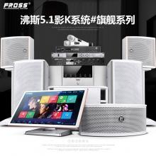 沸斯(FROSS) F3 5.1家庭影院KTV音响套装 KTV尊贵版