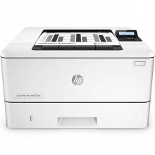 惠普(HP)M403dn 黑白激光打印机 A4幅面 有线网络 自动双面打印 白色 3年下一个工作日上门