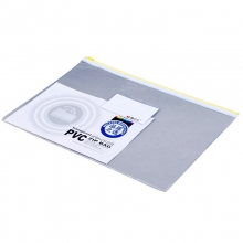 晨光(M&G) ADM94504 透明文件袋 颜色随机 A4