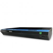 飞利浦(PHILIPS) BDP2590B/93 3D蓝光机 DVD/CD/VCD播放器 HDMI接口 黑