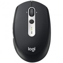 罗技(Logitech) M585 无线蓝牙鼠标 优联 黑色
