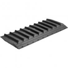 国产 21孔装订夹条 100根/盒 黑色(5mm)