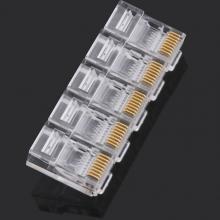 dostyle NC103 超五类8P8C网络水晶头 100个/盒