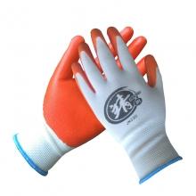 霍尼韦尔 HONEYWELL JN230丁腈橡胶掌浸防滑耐油耐磨机械工作手套劳保防护手套9码靖系列100副/箱