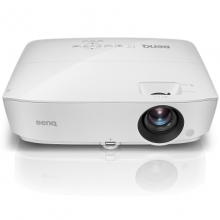 明基(BenQ)投影仪办公 高清 家用教学 便携式高亮3D投影机 mw533(宽屏1280*800)