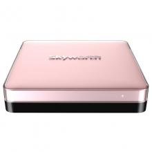 创维(Skyworth) i71S二代旗舰版 64位真8核 2G+16G 网络电视机顶盒 玫瑰金