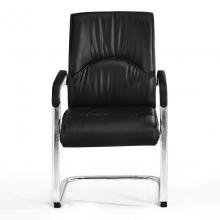 中伟 电脑椅会议椅家用 会客椅 黑色