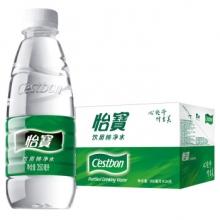 怡宝 350ML 纯净水 饮用水 24瓶/箱