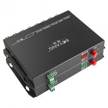 博扬(BOYANG)BY-8V 视频光端机8路纯视频 光纤传输FC接口 单模单纤 1对