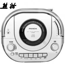熊猫(PANDA)CD-103 磁带机 录音机 收录机 CD/磁带一体机