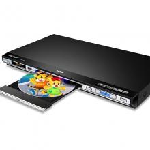 先科(SAST)PDVD-959A DVD播放机 HDMI巧虎播放机VCD DVD 影碟机  黑色