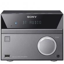 索尼(SONY)CMT-SBT40D  蓝牙 NFC一触功能 DVD,CD播放 组合音响 黑色