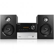 先科 SAST AEP-899  蓝牙音响 dvd播放机 CD机 电视音响 电脑音响 vcd影碟机 黑色
