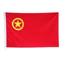 共青团团旗  5#团旗 【 64* 96cm】