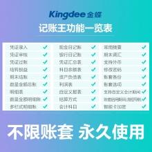 金蝶 财务软件KIS记账王 V11.0 会计标准版本单机版 记账王V11.0软加密