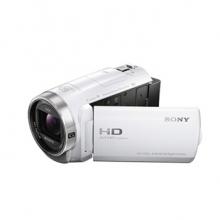 索尼 HDR-CX680 手持摄像机(白色)