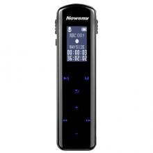纽曼(Newsmy) V29专业高清版16G 支持音频线转录 麦克风录音笔