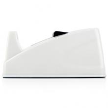 广博 (GuangBo)JDZ9157 中号胶带座文具胶布切割器 颜色随机 单个装