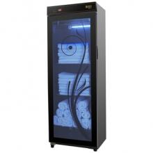 圣托(SHENTOP)YTD380-M2 立式商用紫外线单门触摸保洁柜