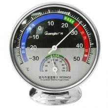 广博 (GuangBo) WS9402 中号台式温湿度计/温度计