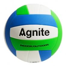 安格耐特 AGNITE F1252 5号PU软式贴皮排球 室内外通用教学比赛训练排球