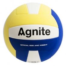 安格耐特 AGNITE F1254 5号TPE软式手帖排球 教学比赛训练 高柔软室内外通用排球