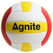 安格耐特 AGNITE F1253 5号PVC软式机缝排球 室内外通用教学比赛训练排球