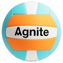 安格耐特 AGNITE F1250 5号TPU软式排球 机缝 室内外通用教学比赛训练排球