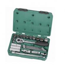 世达 SATA 09506 12.5MM系列  25件 公制综合性组套工具