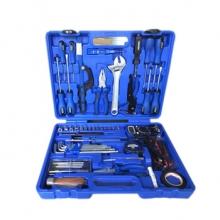 泛沃克(FINEWORK)02LB108 53件套电讯工具套装 蓝色