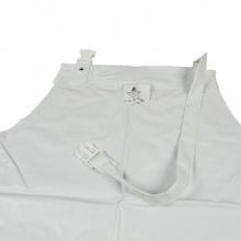 代尔塔 405035 PVC防水防油耐酸碱保护服劳保服 白色