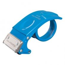 齐心 (Comix) B3110 60mm金属封箱器/胶带切割器/胶带座 蓝
