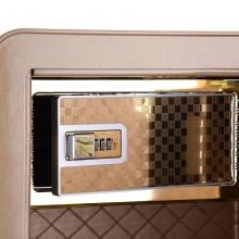 甬康达 FDG-A1/D-70ZW 高级指纹保险柜 香槟色
