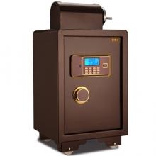甬康达 BGX-D1-530 摇投高级电子密码保管箱 古铜色
